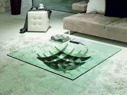 Image Of: Square Glass Coffee Tables
