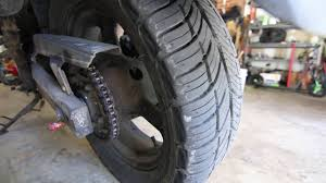 The Dark Side The Love Of Car Tires On Motorcycles Haul