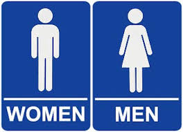 boys and girls bathroom signs. Fantastic Male Female Bathroom Signs And Restroom Decor Ideas Sign Gents Used Portable Boys Girls I