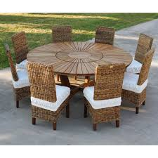 real round table table outdoor
