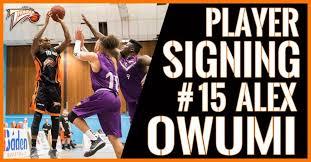 Alex Owumi returns for Thunder. – WORTHING THUNDER