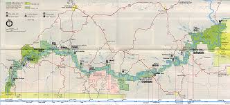 free download arkansas national park maps
