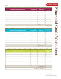 Excel Financial Planning Worksheet Personal Finance Spreadsheet Template Uk And Financial Planning