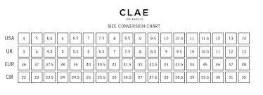 Gregory Size Chart Gregory Sp Clae