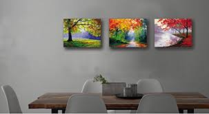 nuolan art canvas prints 3 panel wall art oil paintings printed pictures stretched for home decoration p3l3040 005 wall s furniture decor on 3 panel wall art canvas with nuolan art canvas prints 3 panel wall art oil paintings printed