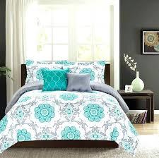 turquoise king size bedding sets teal comforter set quilt