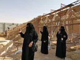 فريق سعودية التراث من صحيفة الساحات العربية يقف على آثار محافظة الخرج  والمدافن الأثرية فيها | الساحات العربية