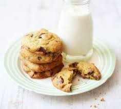 chocolate chip cookies and milk. Perfect And Vintage Chocolate Chip Cookies And Chocolate Chip Cookies Milk A