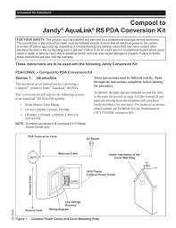 jandy actuator wiring diagram wiring library jandy pdaconvc installation guide manualzz com