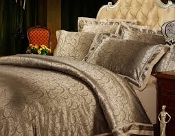 luxurious comforter sets king size within luxury bed comforters cover set romantic pcs silk decorations