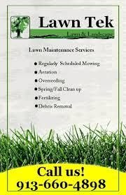 Free Lawn Mowing Flyer Template Free Landscape Flyer Templates Vmr Flyers