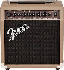 Купить <b>Fender Acoustasonic</b> 15 акустический комбик: цена в ...