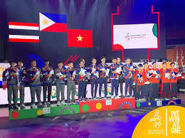 SIBOL wins another 2019 SEA Games eSports gold medal, this time for DoTA 2