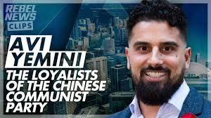 Opposing views are banned | Avi Yemini on Chinese Communist censorship  practices - YouTube