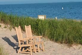 adirondack chairs on beach. Chatham Tides: Adirondack Chairs On Private Beach Adirondack C