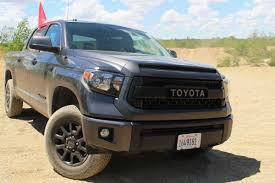 2016 Toyota Tundra TRD Pro: The Off-Road Truck with Great On-Road ...