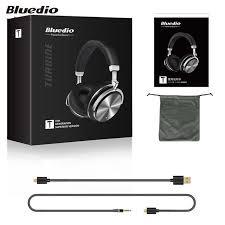 Bluedio T4S Active Шум отмена <b>Беспроводной</b> Bluetooth ...