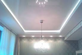 drop ceiling recessed lights photo 1 of 7 idea suspended light designs with chandelier for bedroom