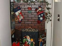 office 24 office door christmas decorating ideas office cubicle Office  Christmas Door Decorating Contest Ideas