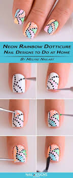 Best 25+ Nail art at home ideas on Pinterest | Diy nails, Easy ...