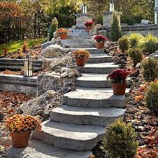 stone steps techo bloc