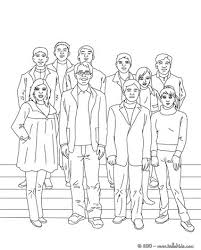Small Picture High school class photo coloring pages Hellokidscom