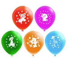 <b>Набор шаров</b> с рисунком <b>Веселые</b> БиКей Оптом   Интернет ...