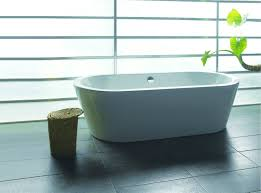 freestanding bath tub. akdy f224 bathroom white color free standing acrylic bathtub - amazon.com freestanding bath tub c