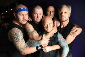 The Band Rose Tattoo Australias Original Rocknroll Outlaws