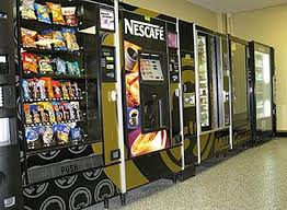 Vending Machines Michigan