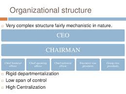Ford Corporate Structure Chart The Gourmet Baking Company Sprinkles Ford Motor Company