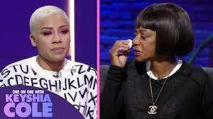 Keyshia Cole's mother Frankie dies from ...