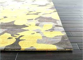 yellow and grey rug mustard dreaming woven next