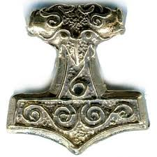 raven thors hammer pendant at mystic convergence metaphysical supplies metaphysical supplies pagan jewelry