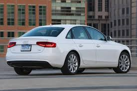Used 2013 Audi A4 for sale - Pricing & Features | Edmunds