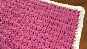 Crochet Baby Blanket Patterns For Beginners Magnificent The Queen Of Hearts Baby Blanket Tutorial The Crochet Crowd