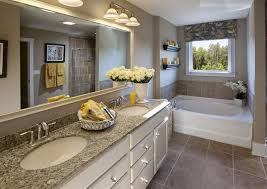 Traditional Master Bathroom Designs dayrime