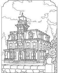 Small Picture Victorian House Coloring Page AZ Coloring Pages Precious
