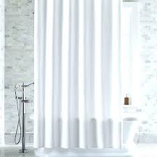 bold shower curtainodern extra long white curtain pebble reviews crate color fl mode