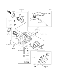 Picture for air cleaner · wiring diagram for