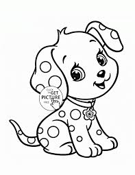 Small Picture Coloring Pages Golden Retriever Puppy Coloring Pages Printable