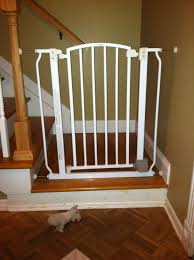 Wood Baby Gate For Stairs With Banister : Best Baby Gates, Baby ...
