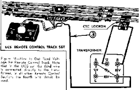 gregorywein co Wiring Lionel Switches Switches using automatic and operating cars fixed voltage for remote control track lionel transformer wiring diagram
