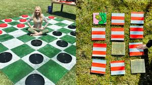 Diy Outdoor Games Awesome Diy Outdoor Game Ideas For Your Kids