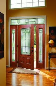 pella entry doors with sidelights. Craftsman Entryway With Leaded Glass Sidelight, Door, Transom Window, Stained Specialty Door Pella Entry Doors Sidelights D