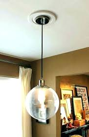 battery operated hanging pendants light wireless led fabric pendant lamp powered fixtures