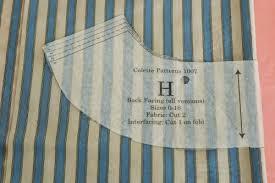 Grainline Patterns Enchanting Grainline Cutting Fabric Colette Blog