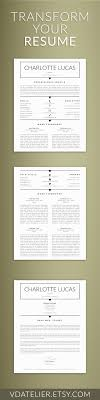 12 Best Professional Resume Templates Images On Pinterest