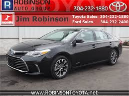 50 Best Used Toyota Avalon Hybrid for Sale, Savings from $2,969