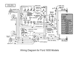 flathead electrical wiring diagrams wiring for 1936 ford car